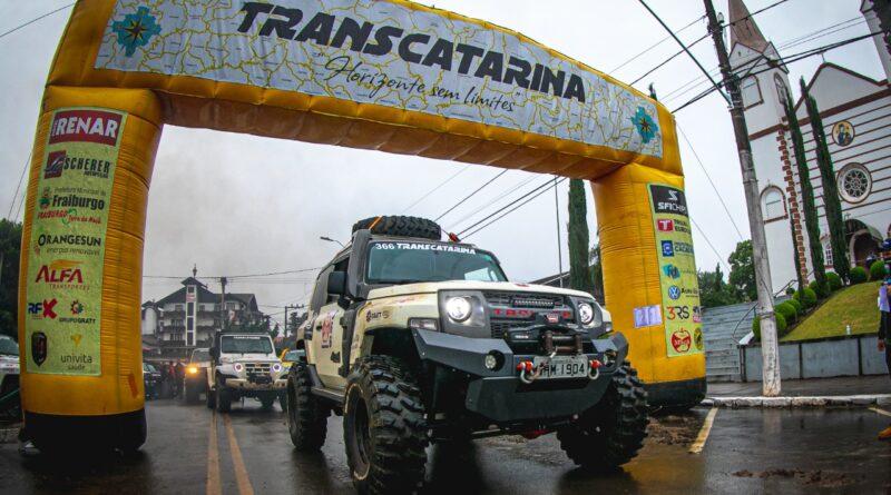 Sanjoaneses vão em busca das emoções do 13º Transcatarina